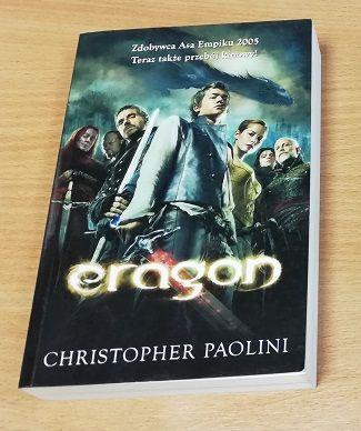 """""""Eragon"""" cykl Dziedzictwo (Christopher Paolini)"""