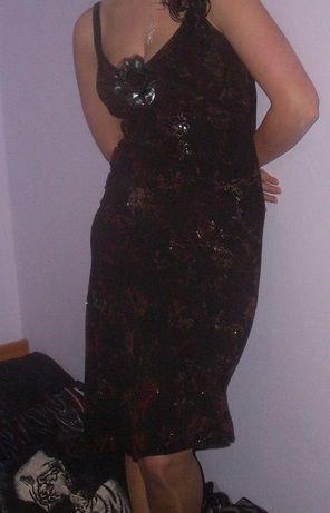 Sukienka - sylwester - zabawa
