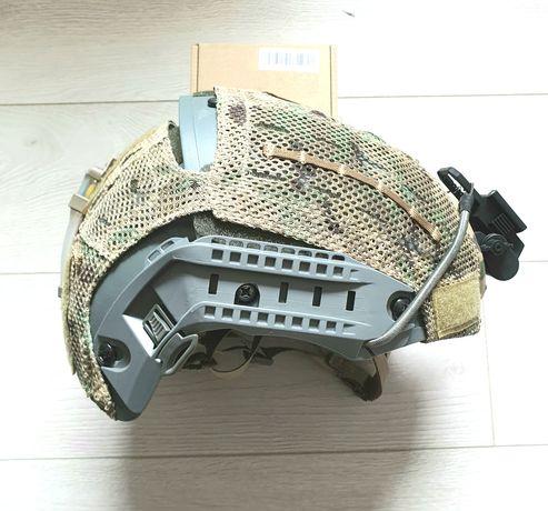 Helm AirFrame replika Crye Precision z wyposazeniem - ASG, PaintBall