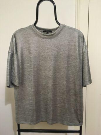 T-shirt metalizada, Pepe Jeans