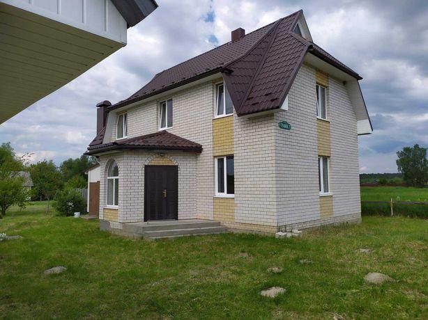 Продам будинок (новобудова с.Озерце 5 км від Луцька)