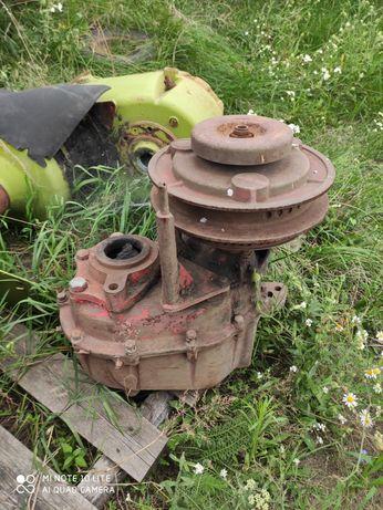 Skrzynia biegów kombajn Massey Ferguson 520 na części