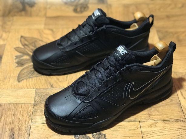 Кроссовки Nike T-lite Xl (black). Размер 42(26,5 см)