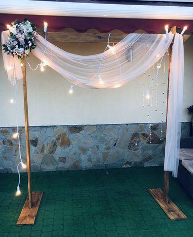 Арка весільна. Фотозона