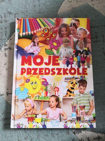 Książka moje przedszkole