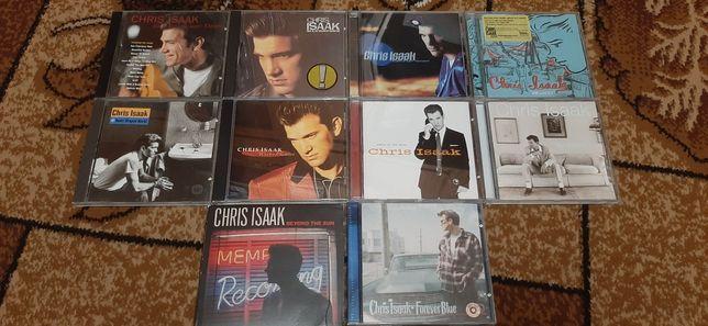 Chris Isaac 10 фирменных cd