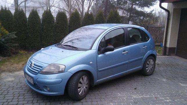 CITROEN C3 1.6 benzyna Salon Polska 2003r.