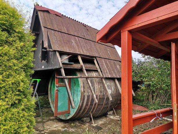 oddam drewno/złom z rozbiórki altanki - rezerwacja do środy