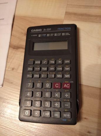 Kalkulator naukowy Casio fx-220
