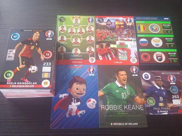 Karty EURO 2016 FRANCE. Możliwa wysyłka.