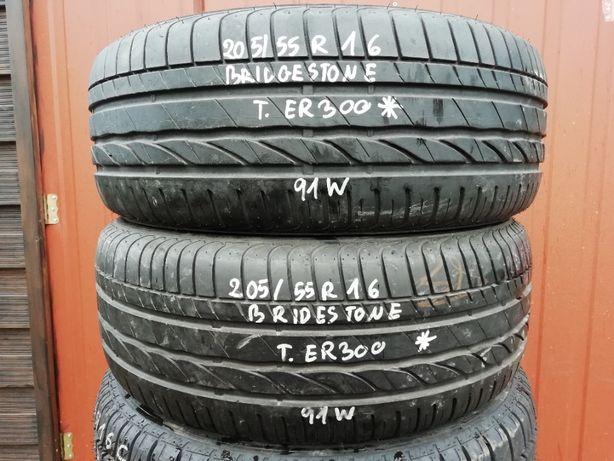 205/55 R16 91W - Bridgestone Turanza ER300 (2 sztuki)
