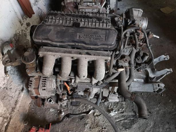 Silnik Honda Jazz III Kompletny 1.4 benzyna