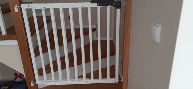 Zabezpieczenie - bramka na schody