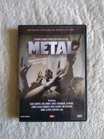 Metal film dokumentalny o muzyce metalowej