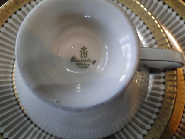 Stara porcelana Bawaria filiżanki
