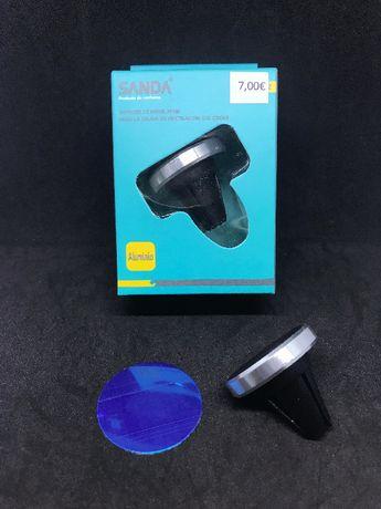 Suporte magnético universal telemóvel / smartphone para carro - Novo