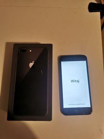 IPhone 8 plus z blokadą icloud