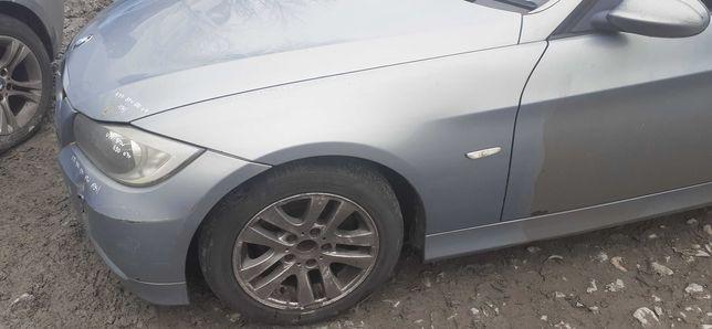 Błotnik Lewy Przedni Przód BMW 3 E90 05r-12r A34/