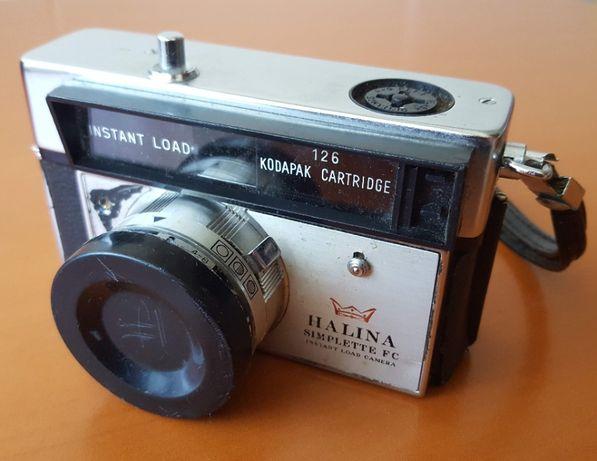 Câmera fotográfica Halina Simplette FC