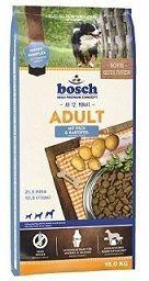 Karma dla psa Bosch Adult ryba ziemniak 15kg OKAZJA !!!