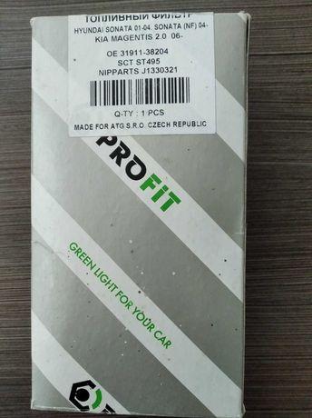 Продам новый топливный фильтр  хендай сонату2001-2004г(NF) фирмаPROFIT
