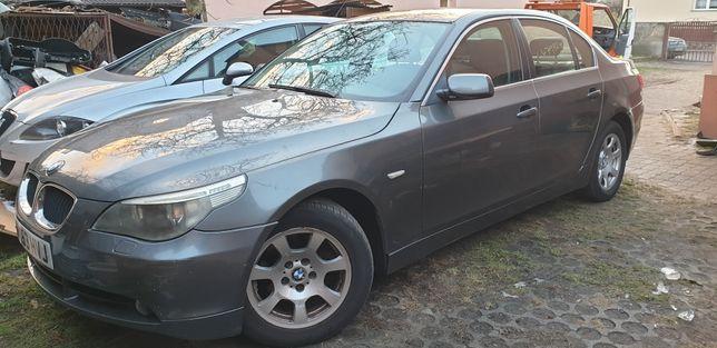 BMW 5 525i. E60. 2003r. Automat. Anglik ! Polecam !