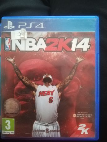 Gra Ps4 NBA2K14