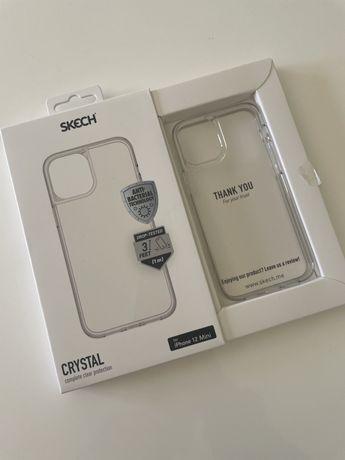 Capa iphone 12 mini Skech Crystal