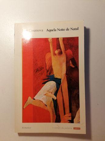 "Livro "" Aquela Noite de Natal"" de José Casanova"