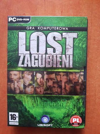 Gra lost zagubieni PC DVD