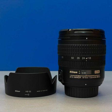 Nikon AF-S 18-70mm f/3.5-4.5G ED DX