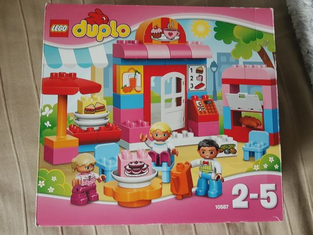 LEGO Duplo zestawy