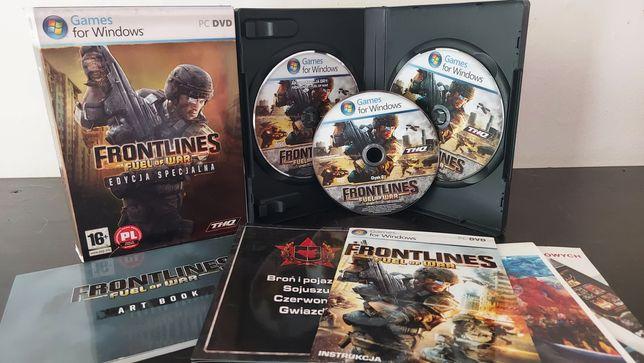 Frontlines - Fuel of War - Edycja Specjalna