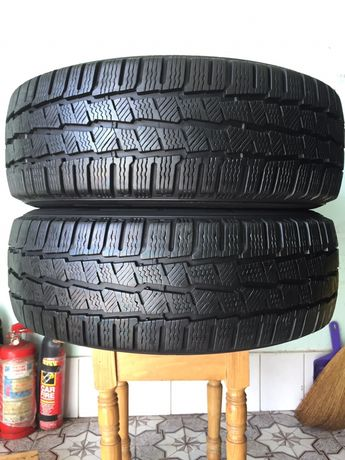 215/60/R17C 109/107T Michelin Agilis Alpin резина шины покрышки пара