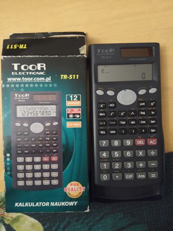 Kalkulator naukowy