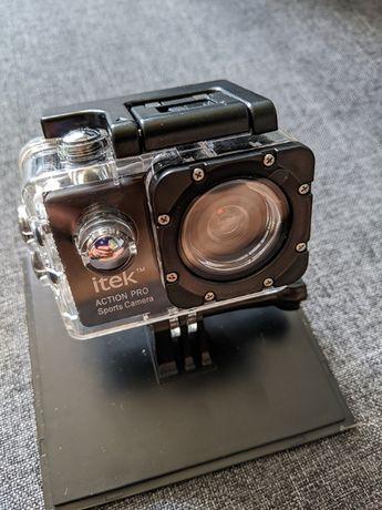 экшн камера Itek Action Pro 1080p водостойкая