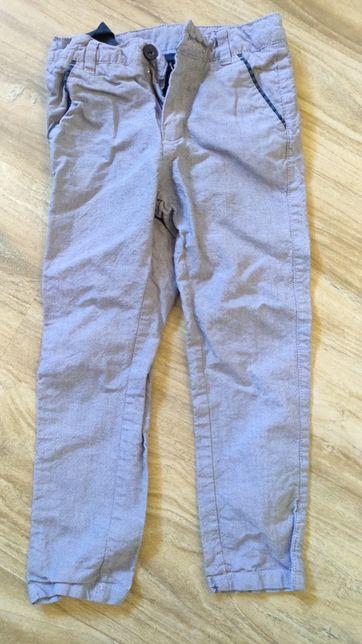 Spodnie chłopięce materiałowe 110 cool club