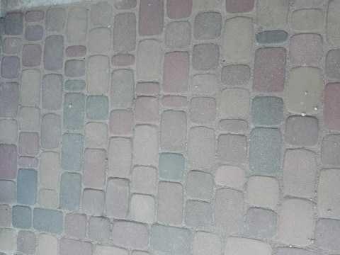 kostka brukowa używana nostalit mix kolorów