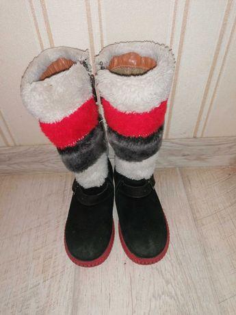 Зимні сапоги, ботінки