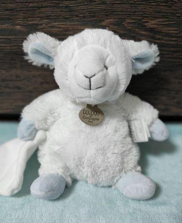 Мягкая игрушка овечка Doudou Et Compagnie, коллекционная игрушка