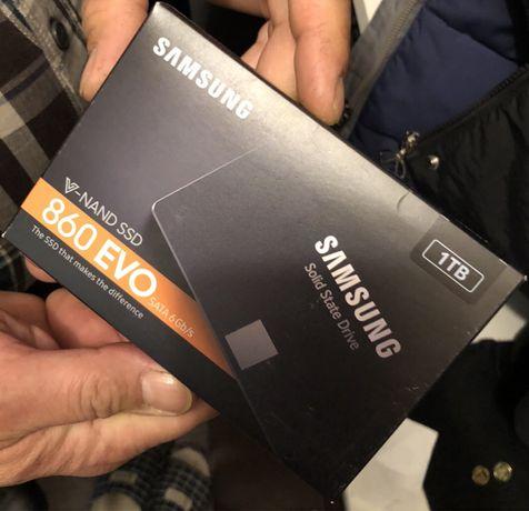 Samsung 860 evo sata 6Gb/s 1 tb