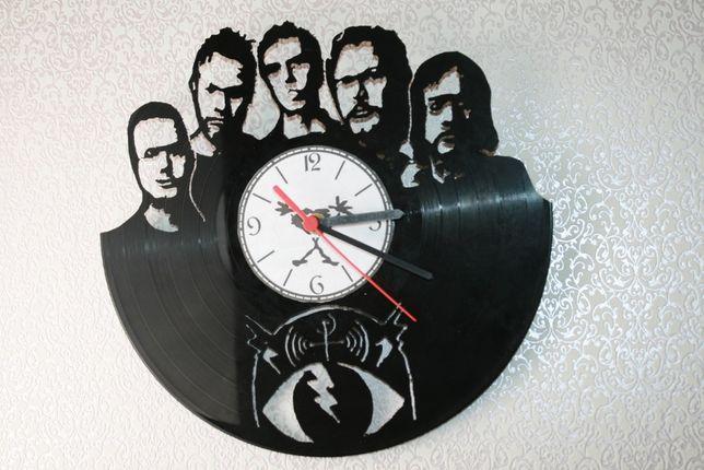 Relógio de Parede em Vinil - PEARL JAM