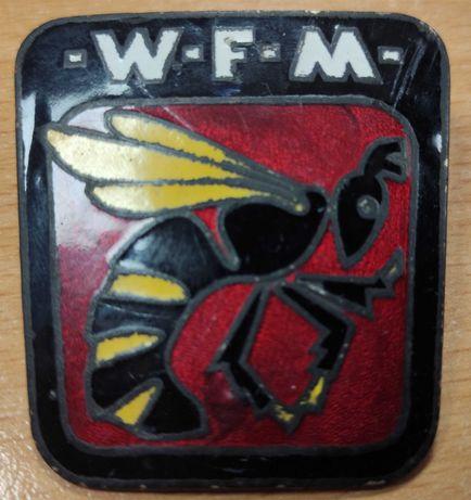 OSA M50, M52 znaczek, logo emblemat oryginał
