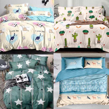 Детское и взрослое постельное на заказ