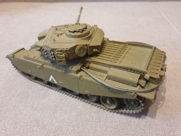 Model czołg brytyjski Centurion Mk. III Academy skala 1:35 Edycja 1986