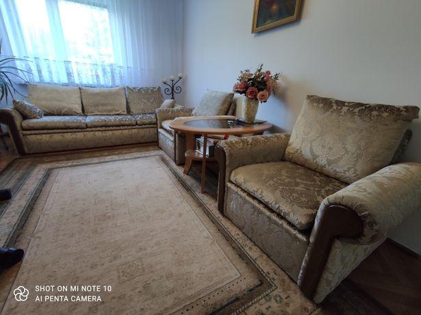 Sofa oraz dwa fotele na sprzedaż