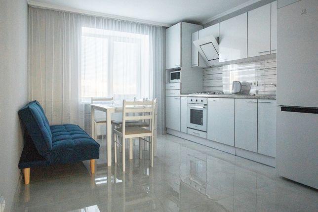 Сдам новую однокомнатную квартиру в Каменце-Подольськом.