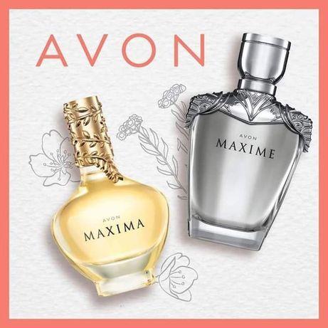 Аромат Avon Maxima для Нее (50 мл) и Maxime для Него (75мл)