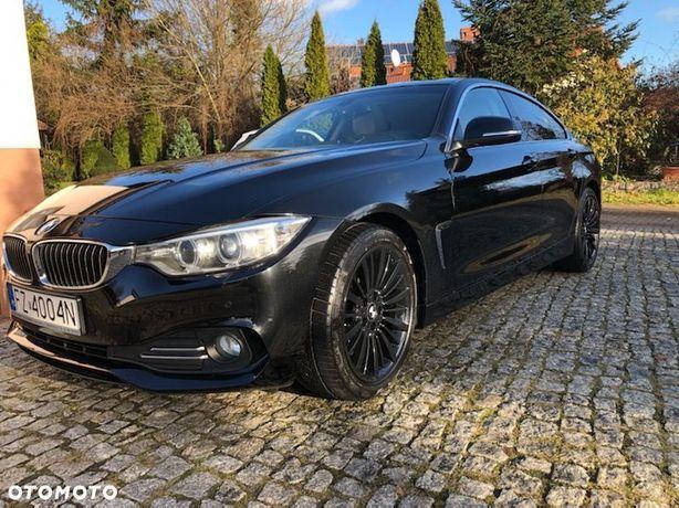 BMW Seria 4 BMW 420d Gran Coupe Super okazja 100%bezwypadek i przebieg