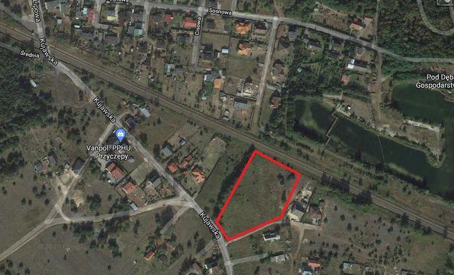 Działka budowlano-Inwestycyjna o pow. 9260 m2 - Solec Kujawski